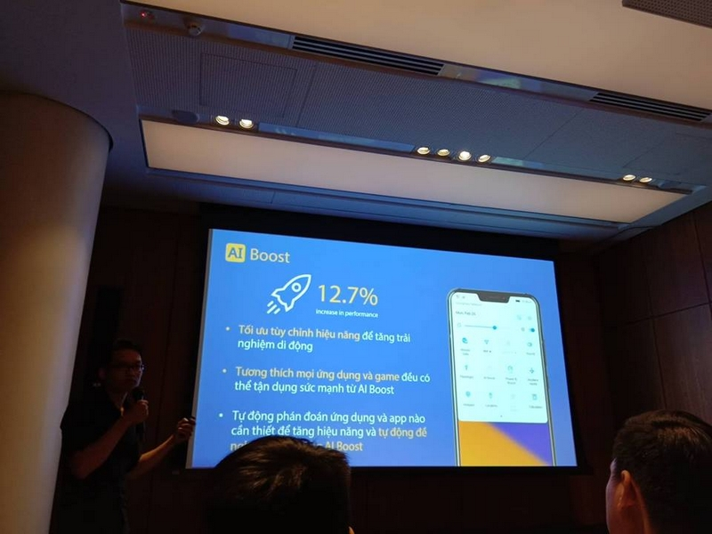 Zenfone 5 ra mắt tại Việt Nam: màn hình tai thỏ, camera kép, giá... - ảnh 11
