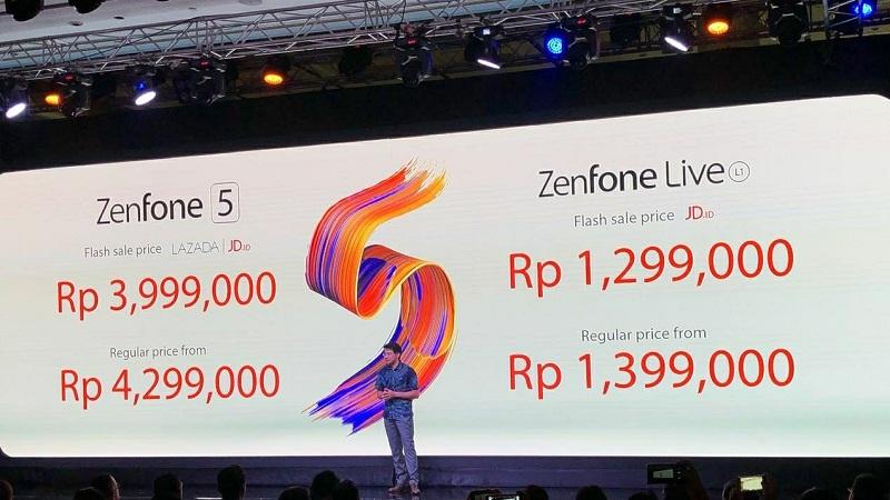 Asus ZenFone Live L1 chạy Android Go đã công bố giá bán chính thức - ảnh 2
