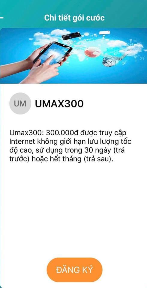 Thực hư về gói cước UMAX300 không giới hạn tốc độ của Viettel - ảnh 2