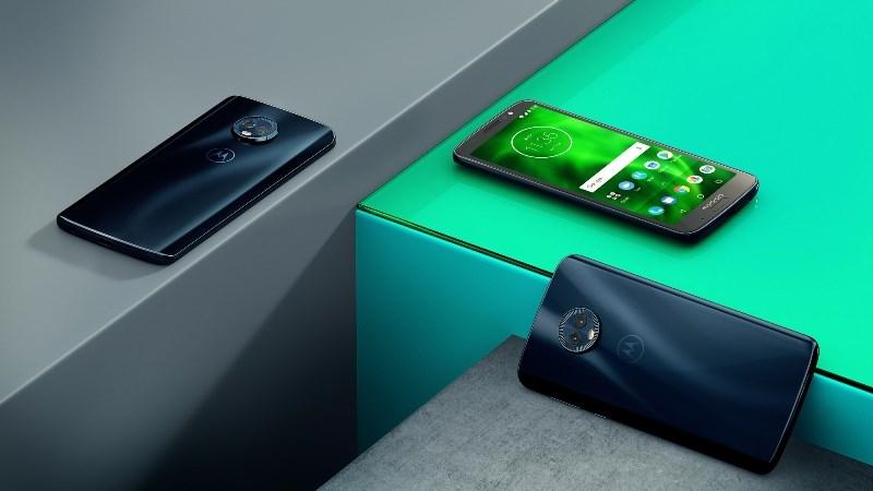 Moto 1S ra mắt: Màn hình tỉ lệ 18:9, chip Snapdragon 450, camera kép - ảnh 1