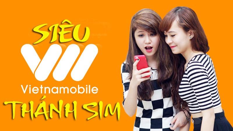 Siêu Thánh SIM Vietnamobile: Xài DATA không giới hạn + nghe gọi FREE - ảnh 1