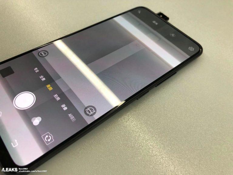 Xuất hiện smartphone Vivo màn hình không viền, cạnh bo cong hơn APEX - ảnh 2