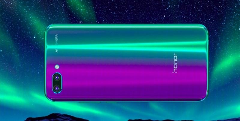 Honor 10 ra mắt tại Việt Nam: Thiết kế tai thỏ, camera kép, RAM 6 GB - ảnh 1