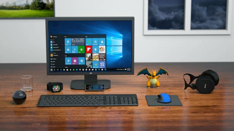 Cách chia sẻ dữ liệu không cần USB hoặc Wifi trên Windows 10