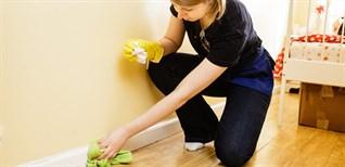 Công dụng vệ sinh nhà cửa tuyệt hay của phấn thơm