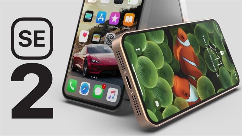 Nhiều tính năng cao cấp của iPhone X sẽ có mặt trên iPhone SE 2