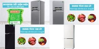 Top 5 tủ lạnh Panasonic bán chạy nhất tháng 4/2018 tại Điện máy XANH