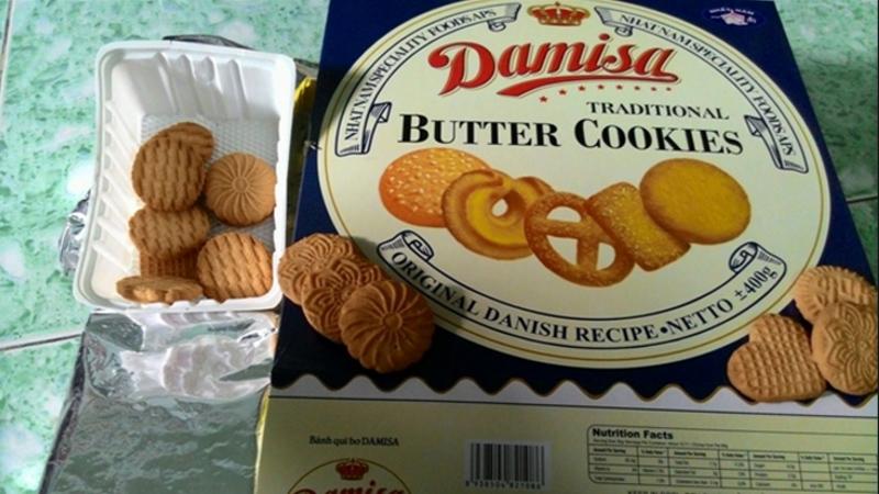 Hình ảnh bánh giả nhái tên thành Damisa