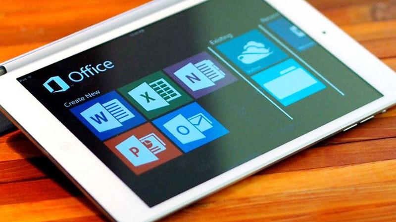Mua iPad giảm giá, nhận thêm ưu đãi bộ Office 365 rẻ hơn 400.000đ