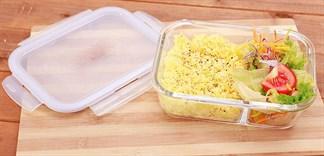 Cơm có thể nấu bằng hộp thủy tinh, bạn đã thử chưa?