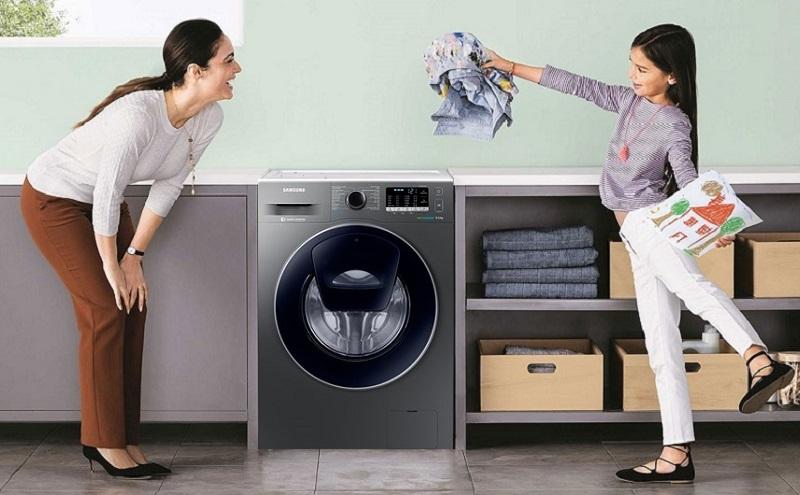 Kích thước các dòng máy giặt hiện nay