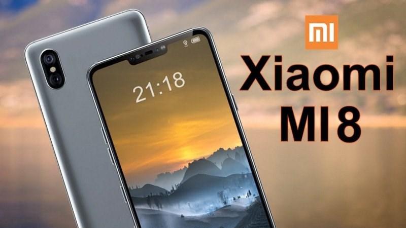 Xiaomi Mi 8 lộ cấu hình trước thềm sự kiện ra mắt vào ngày 31/5