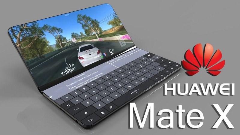 Huawei hợp tác với BOE sản xuất smartphone màn hình 8 inch có thể gập?