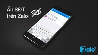Mẹo ẩn số điện thoại Zalo để bảo vệ thông tin cá nhân