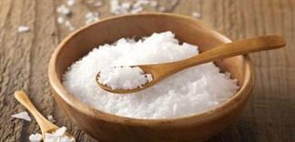 Tác dụng của muối trong việc làm sạch đồ dùng và bảo quản đồ ăn