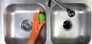 Cách tẩy rửa nhà cửa bằng những nguyện vật liệu nhà bếp