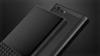 BlackBerry xác nhận thiết kế cùng ngày ra mắt KEY2