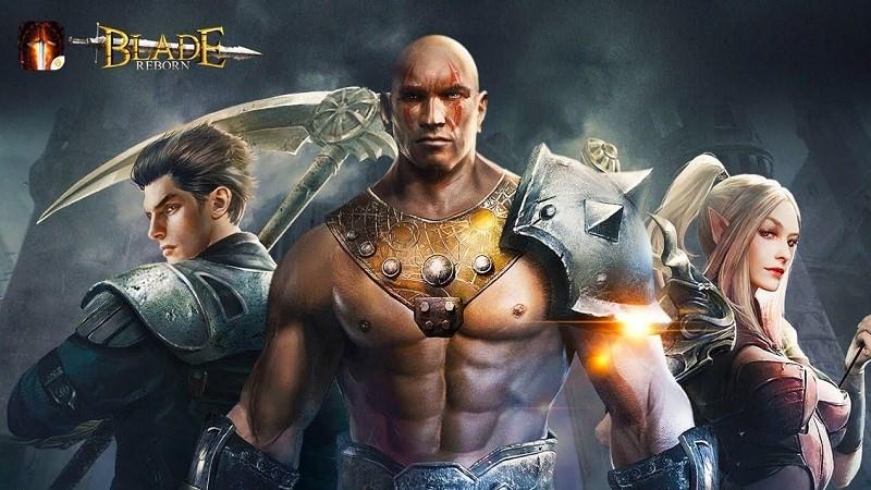 Hình ảnh trong game Blade Reborn