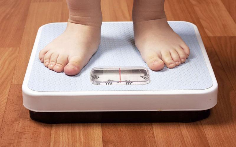 Trẻ có thể không tăng cân nhưng không có nghĩa là kém phát triển