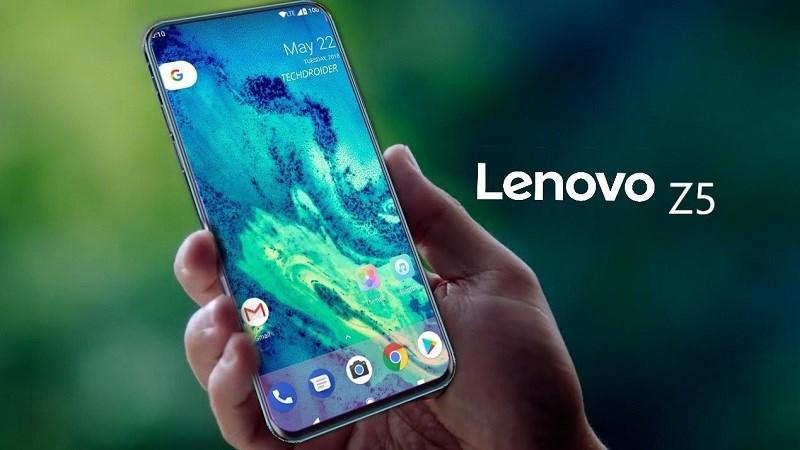 Concept Lenovo Z5