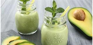 4 cách làm sinh tố bơ sữa ngon, mới lạ, bổ dưỡng, đẹp da đơn giản