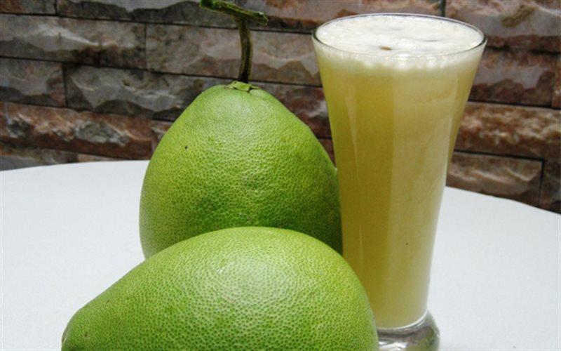 Trong quả bưởi chứa nhiều chất xơ, hàm lượng vitamin C phong phú