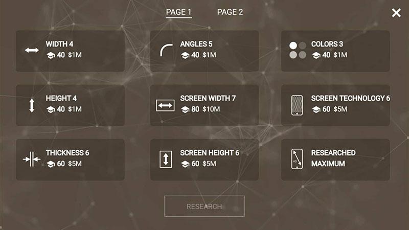Đánh giá Smartphone Tycoon: Tựa game xây dựng đế chế điện thoại tỉ đô - ảnh 4