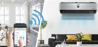 Hướng dẫn điều khiển dòng máy lạnh Sharp Wifi bằng điện thoại