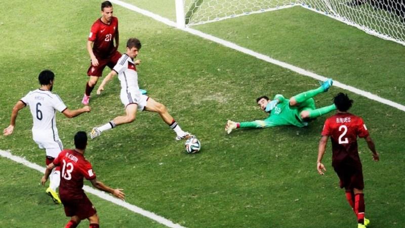 BBC đưa công nghệ thực tế ảo vào phát sóng FIFA World Cup 2018