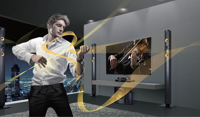 Công nghệ tăng cường âm thanh ClearAudio danh tiếng