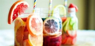 3 loại nước trái cây trị mụn hiệu quả
