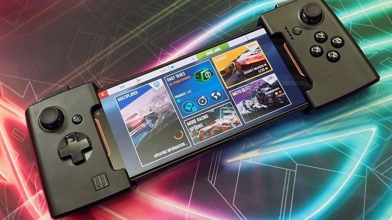 Chi tiết cấu hình smartphone ASUS ROG Phone: Chip Snapdragon 845, RAM 8GB