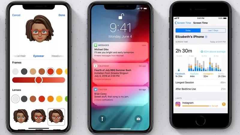Tính năng thú vị của iOS 12 không được Apple nhắc đến trên sân khấu