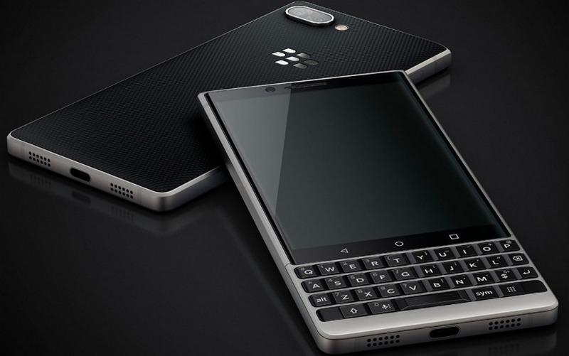 BlackBerry KEY2 lộ ảnh render sắc nét trước ngày ra mắt 7/6