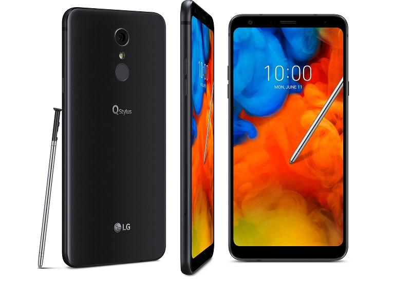 LG Q Stylus ra mắt với 3 biến thể khác nhau