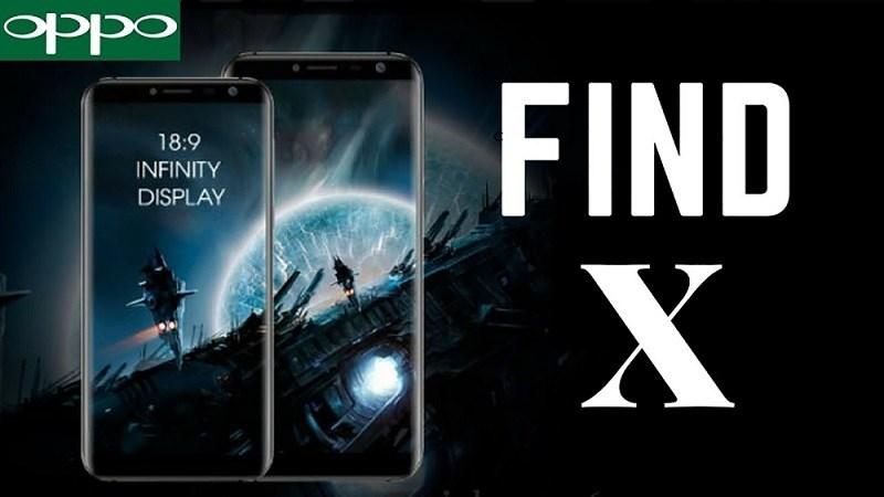 Tổng hợp thông tin OPPO Find X: Màn hình cong, camera kép zoom quang 5x