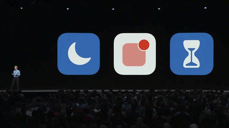 Tính năng iOS 12
