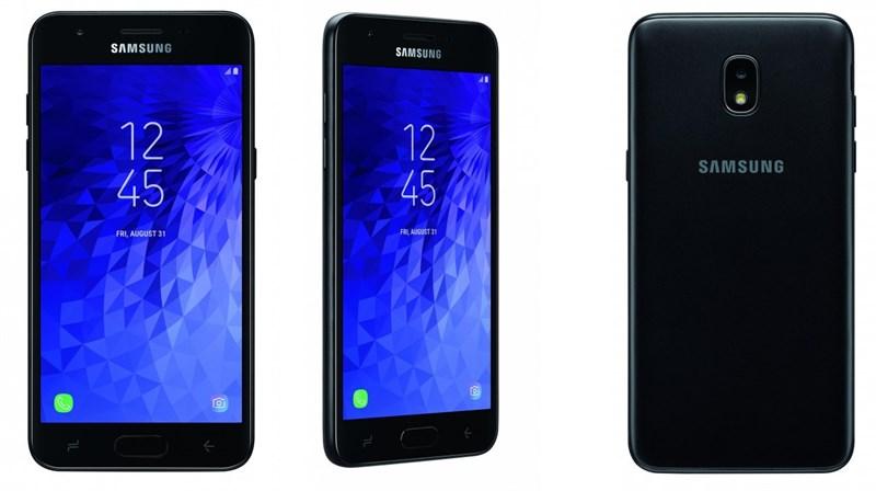Samsung ra mắt 2 smartphone giá rẻ Galaxy J3 (2018) và Galaxy J7 (2018)