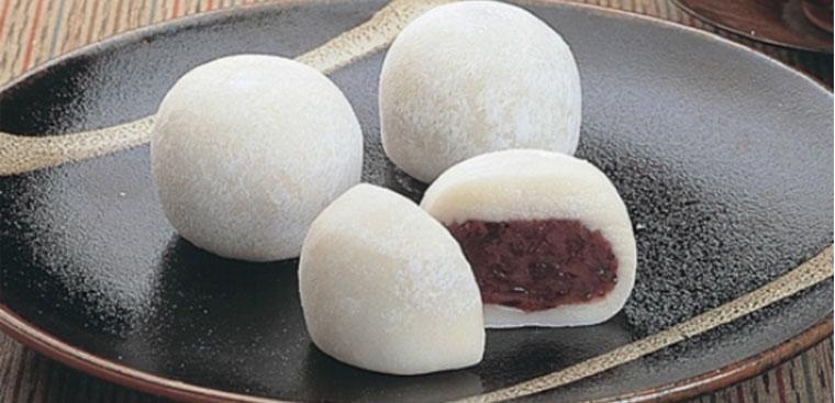 Bước 5 Thành phẩm Bánh Mochi nhân đậu đỏ