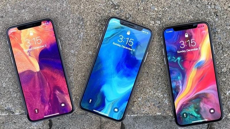 Apple cắt giảm 20% lô hàng sản xuất iPhone 2018