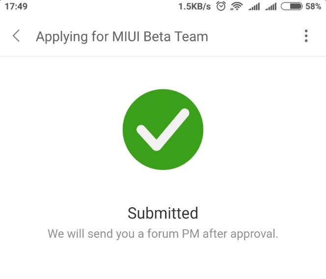 Hướng dẫn đăng ký trải nghiệm MIUI 10 Beta cho người dùng