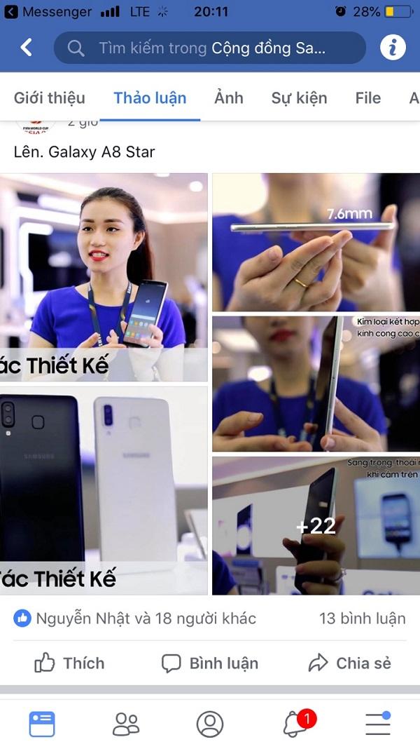 Galaxy A9 Star đã có mặt tại Việt Nam, sẽ đổi tên thành A8 Star?
