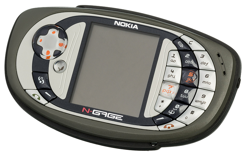 nokia ngage qd 800x511 - Sự tiến hóa của điện thoại chơi game trong 15 năm qua
