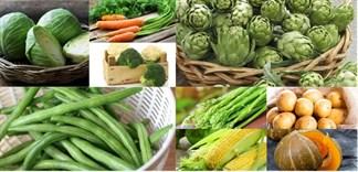 Thời gian chuẩn để chế biến rau củ giữ nguyên chất dinh dưỡng