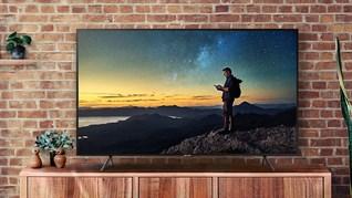 Mua smartphone, máy tính bảng Samsung, trúng 60 TV 55 inch cực đã