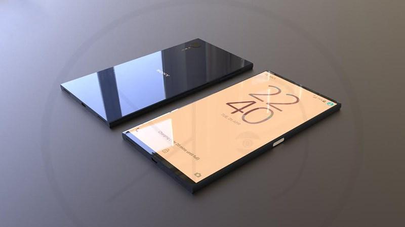 Sony gợi ý về khả năng sẽ ra mắt smartphone viền màn hình siêu mỏng
