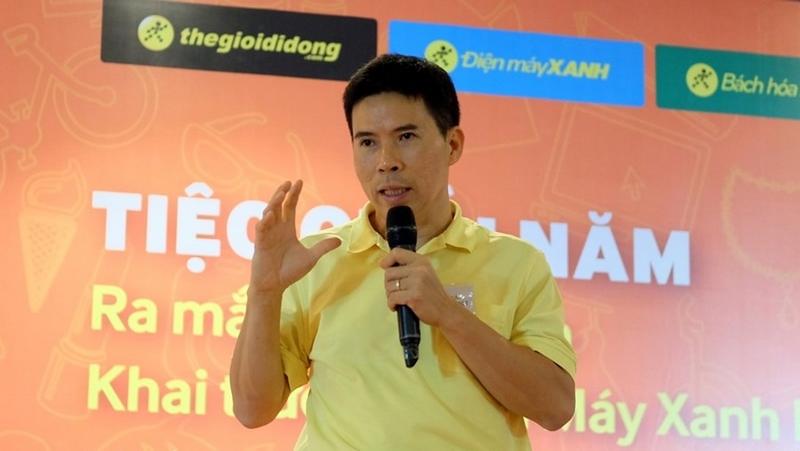 Ông chủ Thế Giới Di Động và câu chuyện vì sao thường mặc áo phông                                        1 - ảnh 2