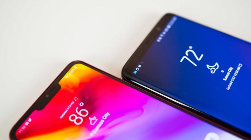 """Galaxy S10 và LG G8 sẽ có màn hình không """"tai thỏ"""" tương tự Vivo NEX - ảnh 1"""