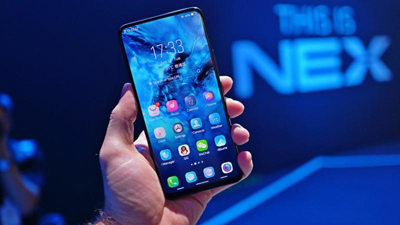 """Galaxy S10 và LG G8 sẽ có màn hình không """"tai thỏ"""" tương tự Vivo NEX - ảnh 2"""