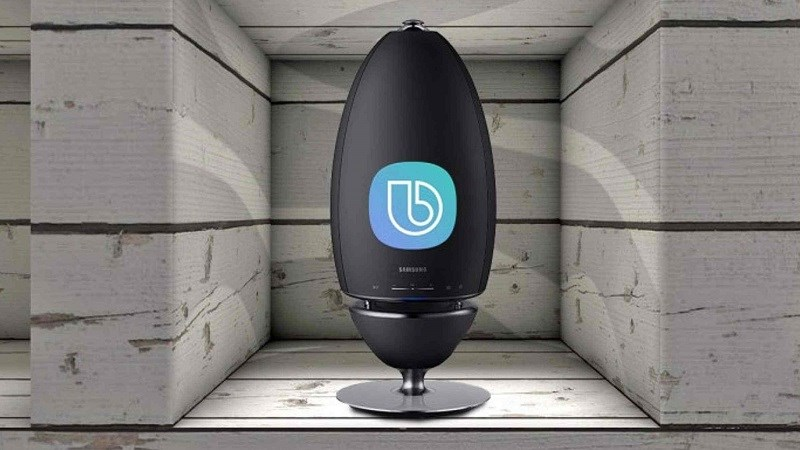 Samsung đang chế tạo loa thông minh hỗ trợ Bixby và có màn hình - ảnh 1